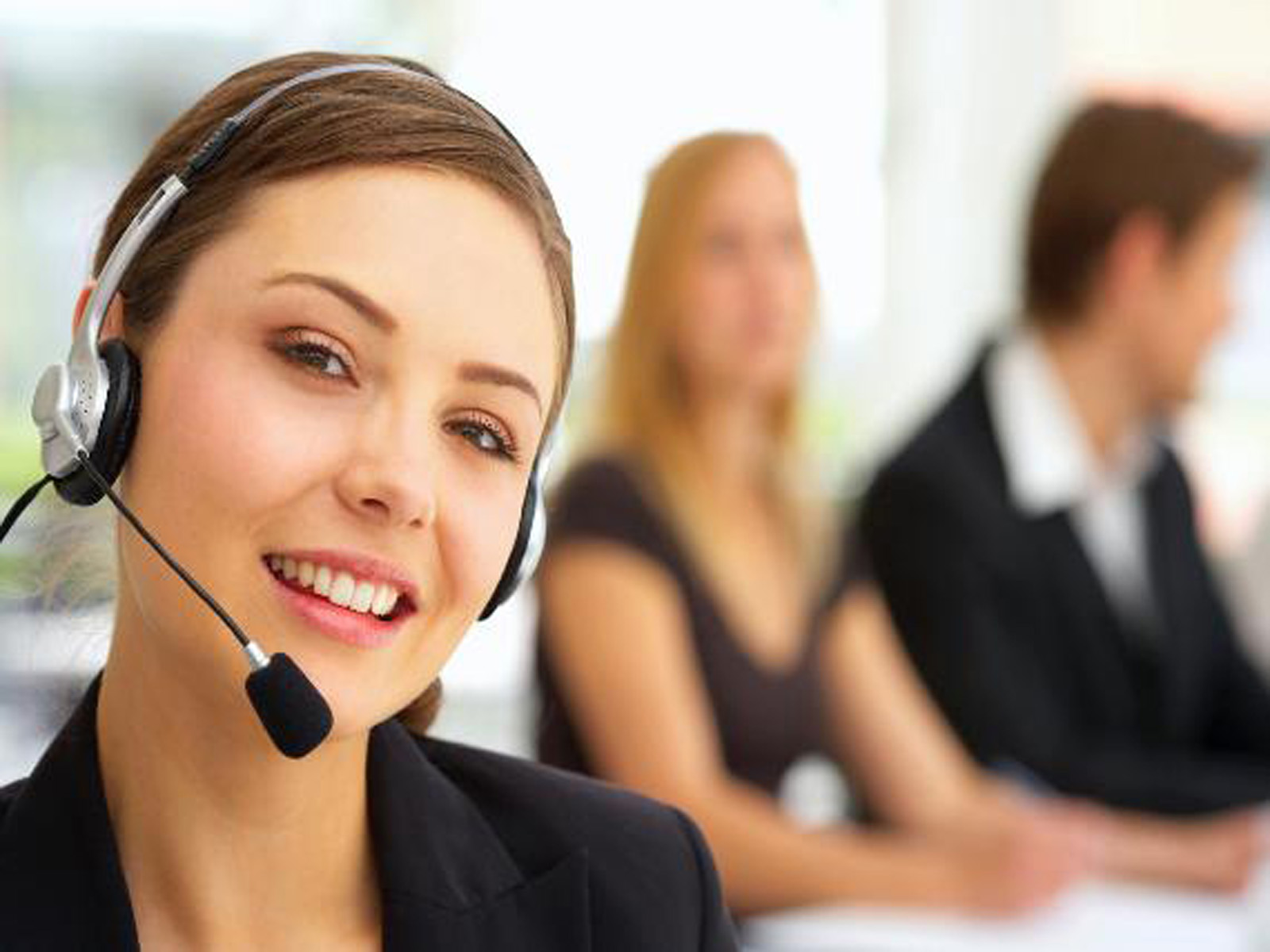 Call Center and Self-Service
